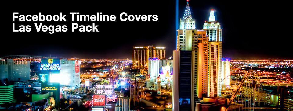 Facebook Timeline Banners – Las Vegas Pack