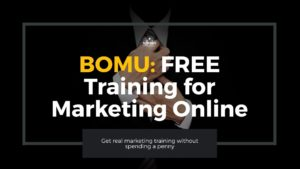 BOMU free training