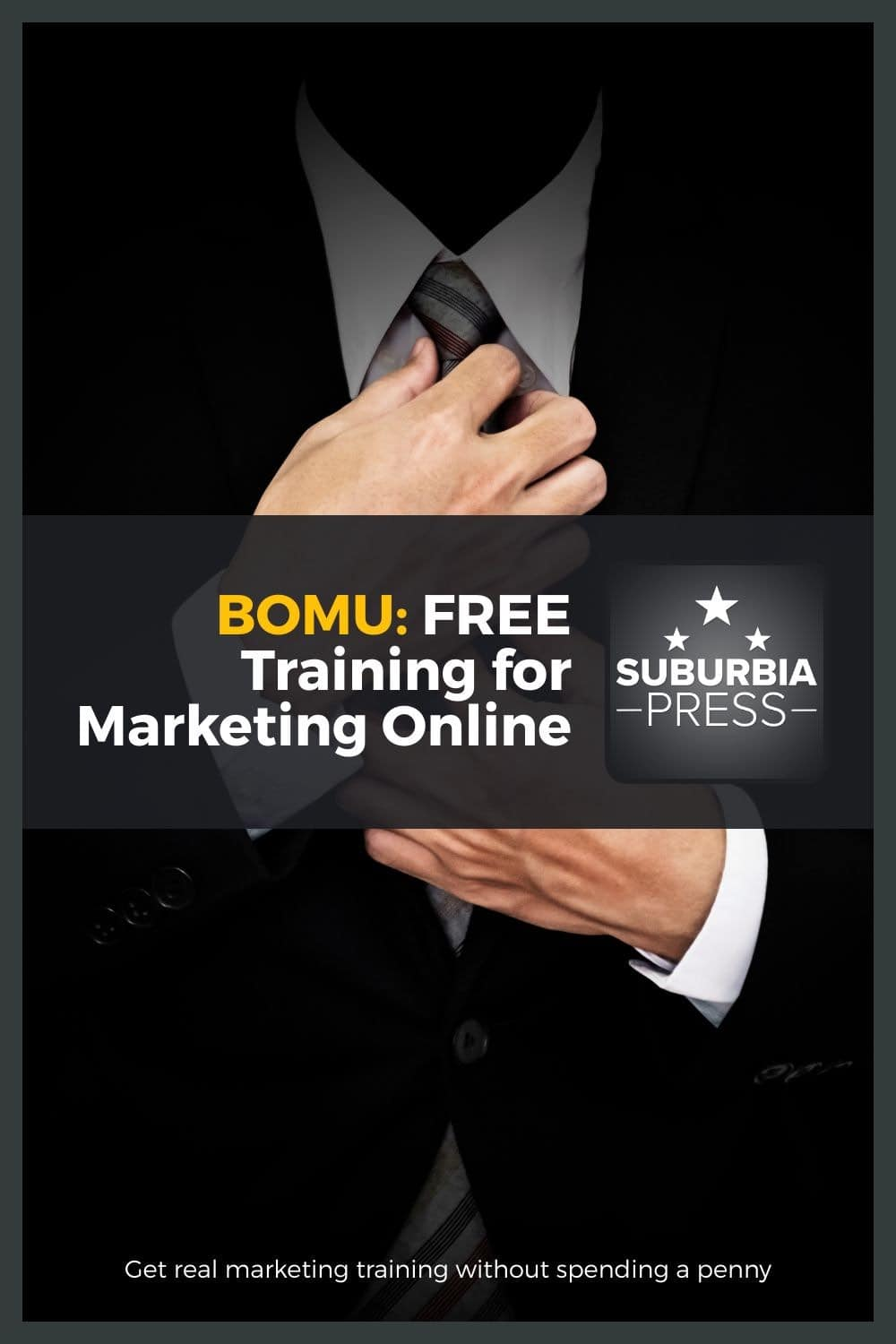 BOMU: How to Get FREE Training for Marketing