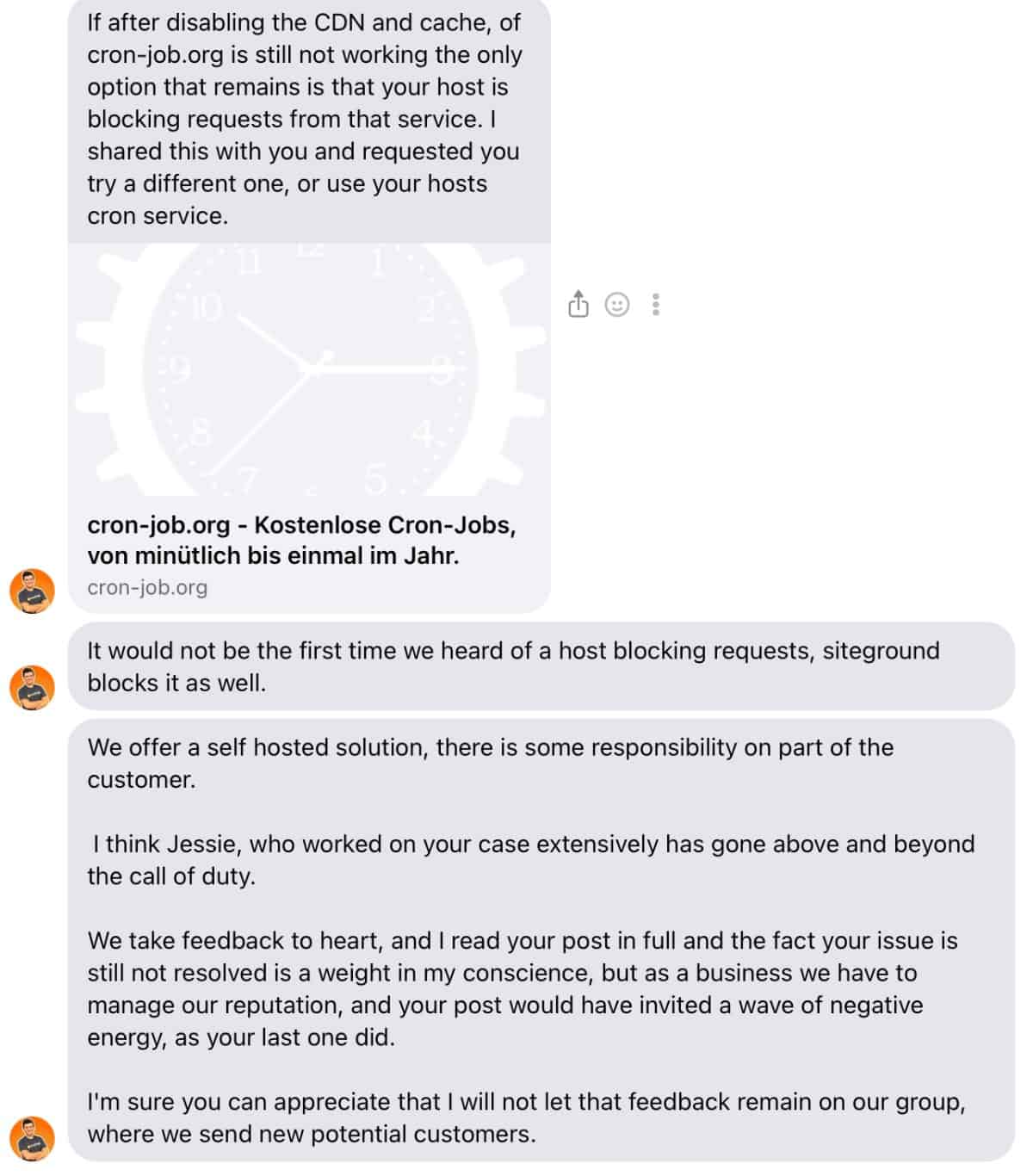 Groundhogg CRM CEO Adrian Tobey Response 2