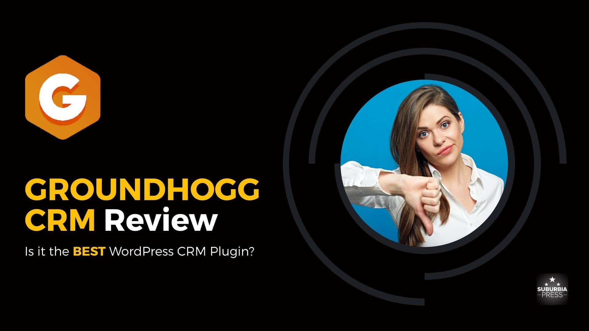 Groundhogg CRM Review