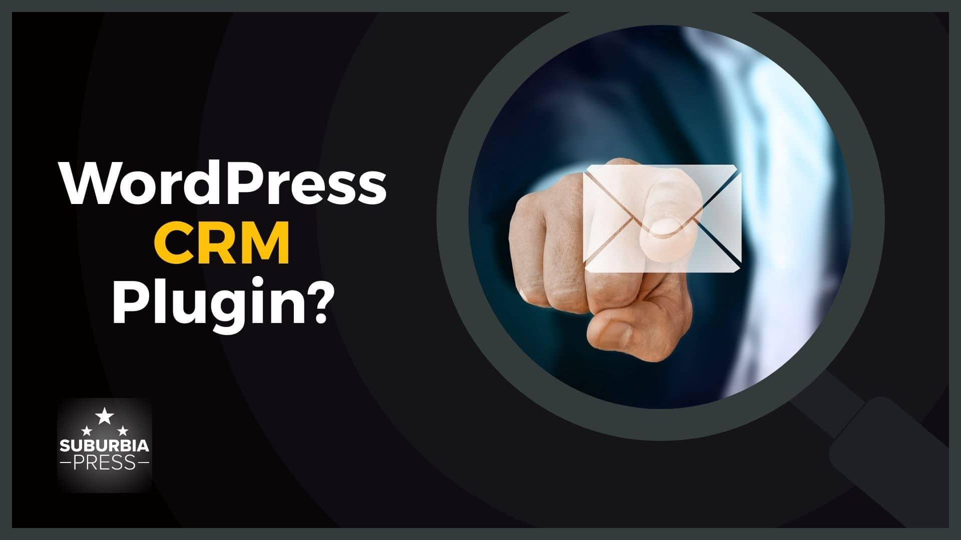 WordPress CRM Plugin