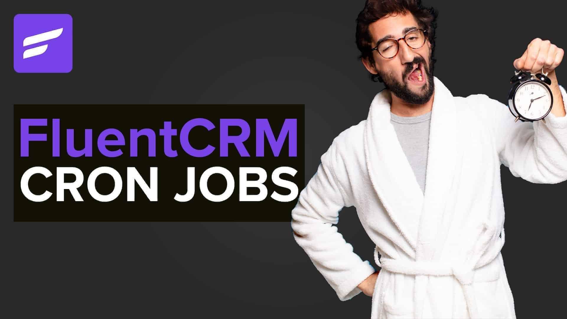 FluentCRM Cron Jobs