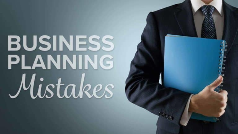 Business Planning Mistakes Feature