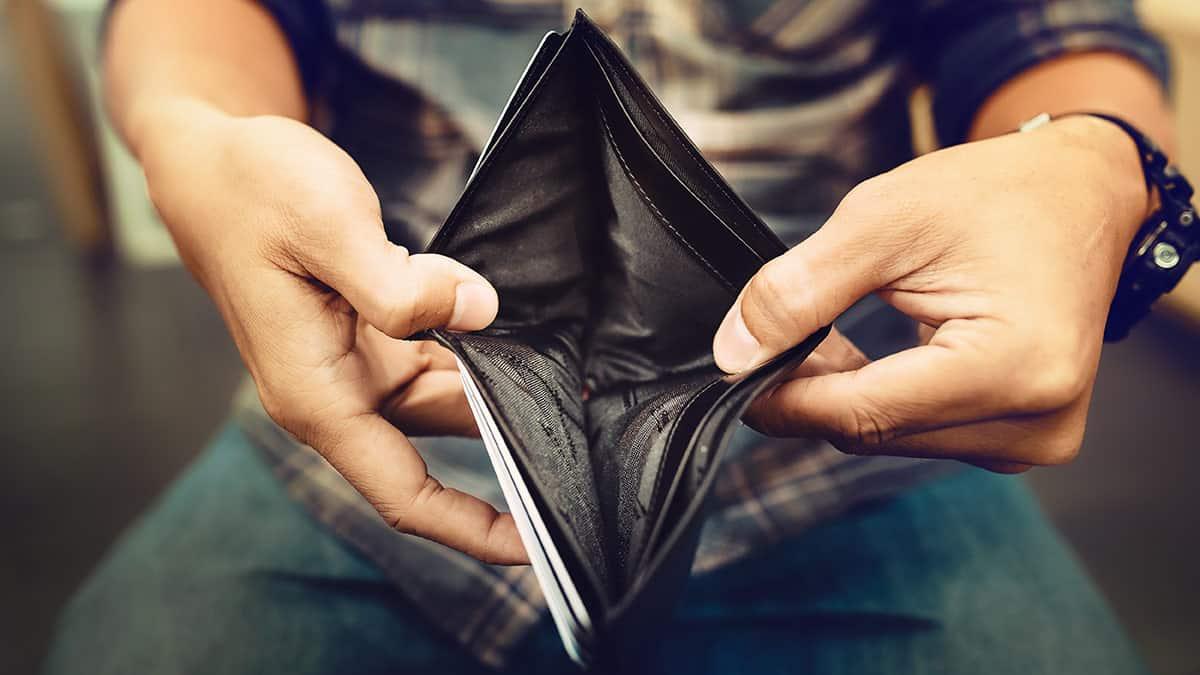 Poor Financial Planning